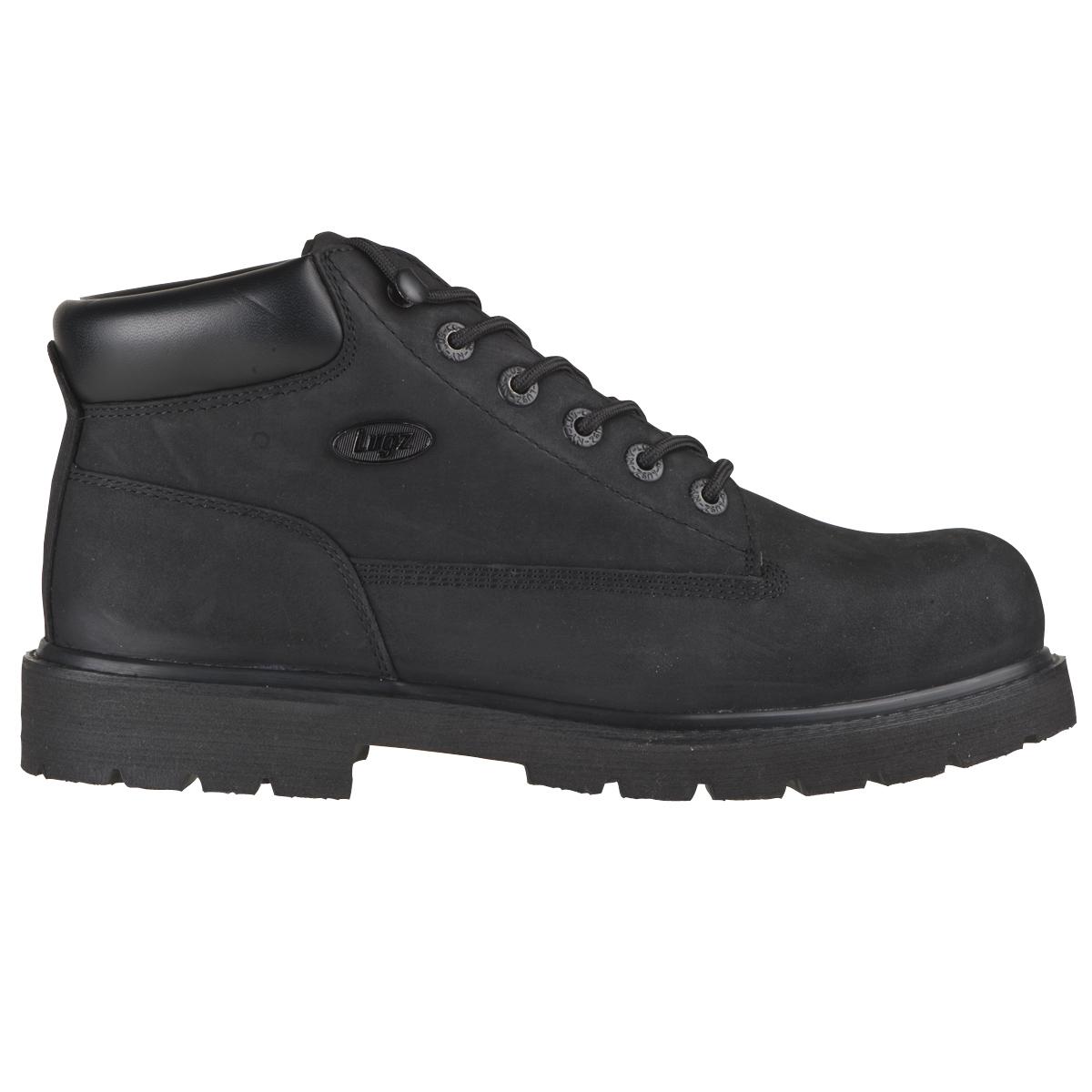 Lugz Drifter Mens Boot Black/black | Gigajam