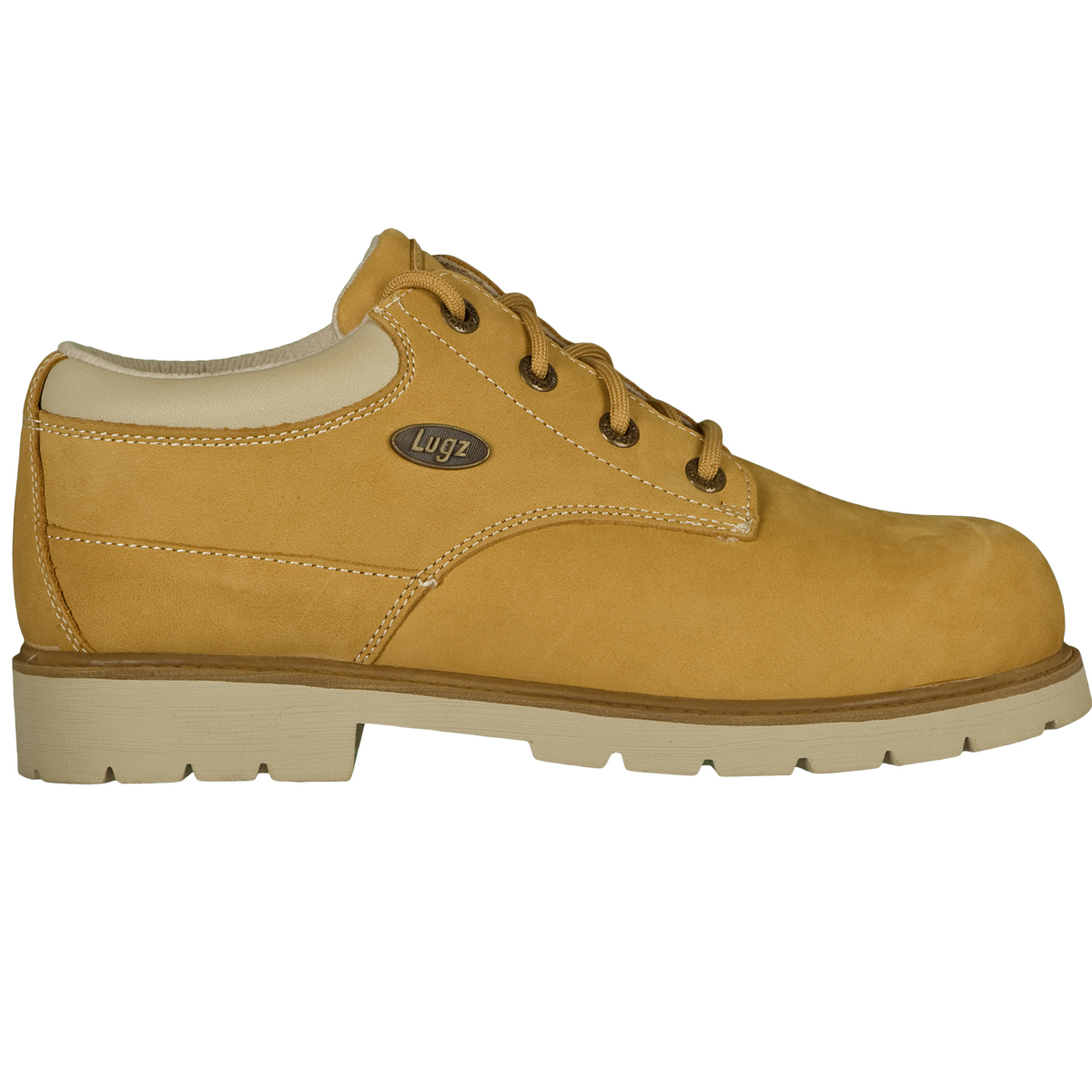 Shoes Online Sale Lugz Drifter LO EEE Mens Boot Wheat/Cream