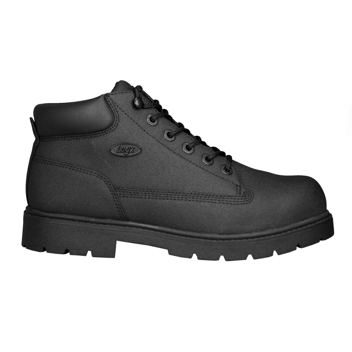 Lugz Drifter Scuff Proof SR Mens Boot Black