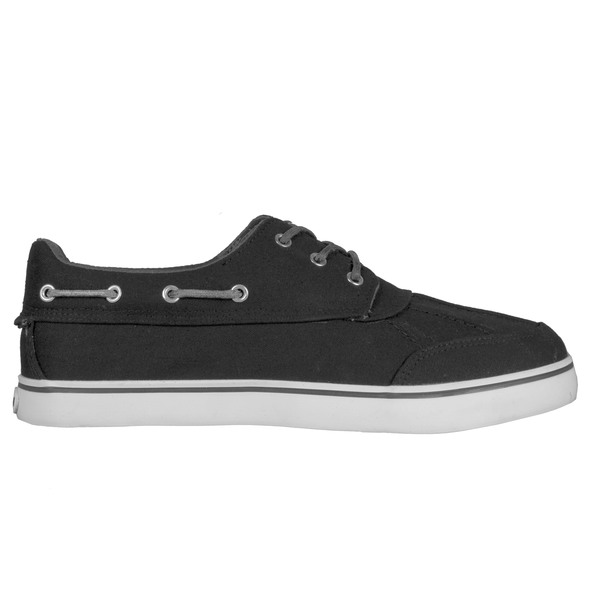 lugz marina mens shoe black charcoal white stylish footwear