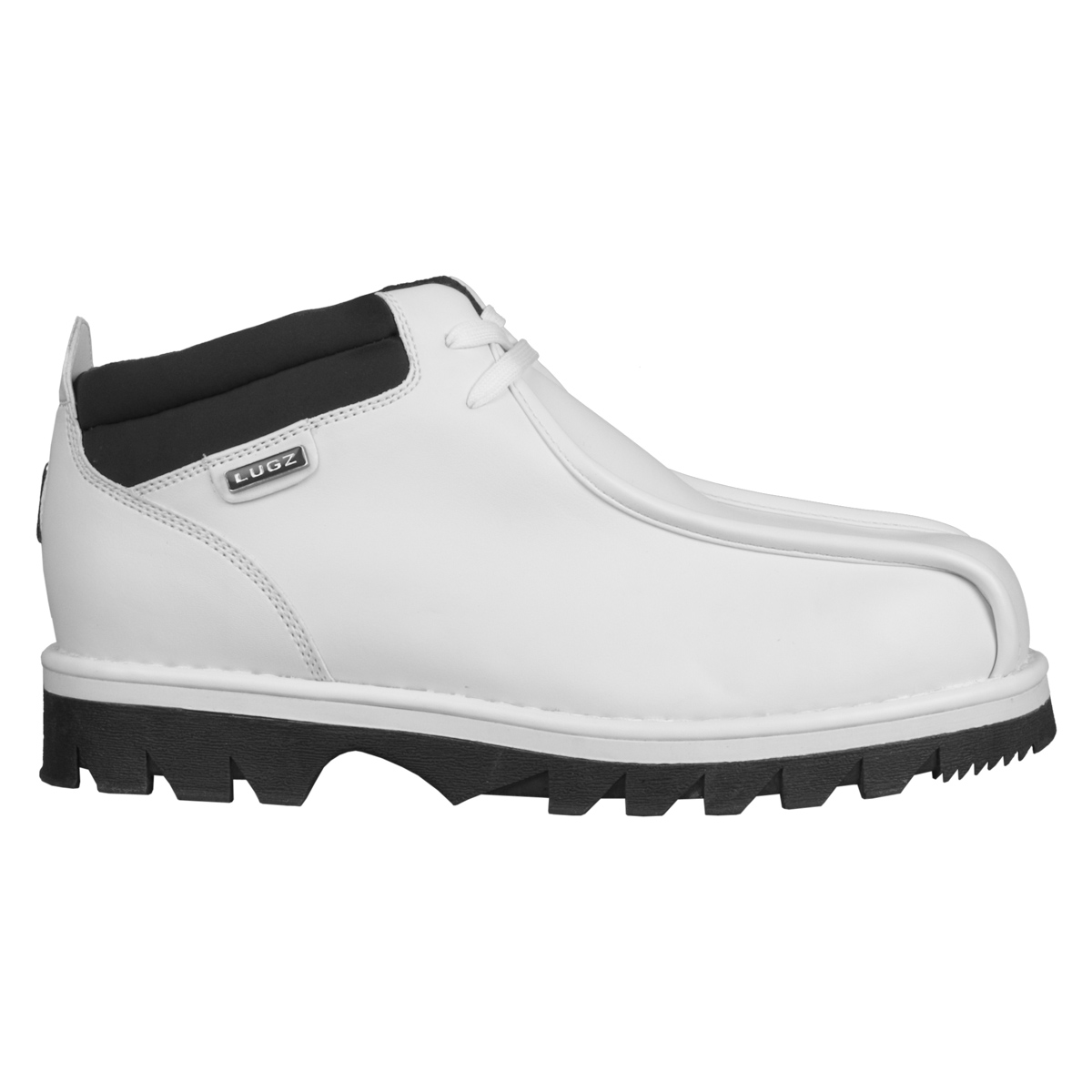 Lugz Pathway Mens Boot White/charcoal | Tagspace