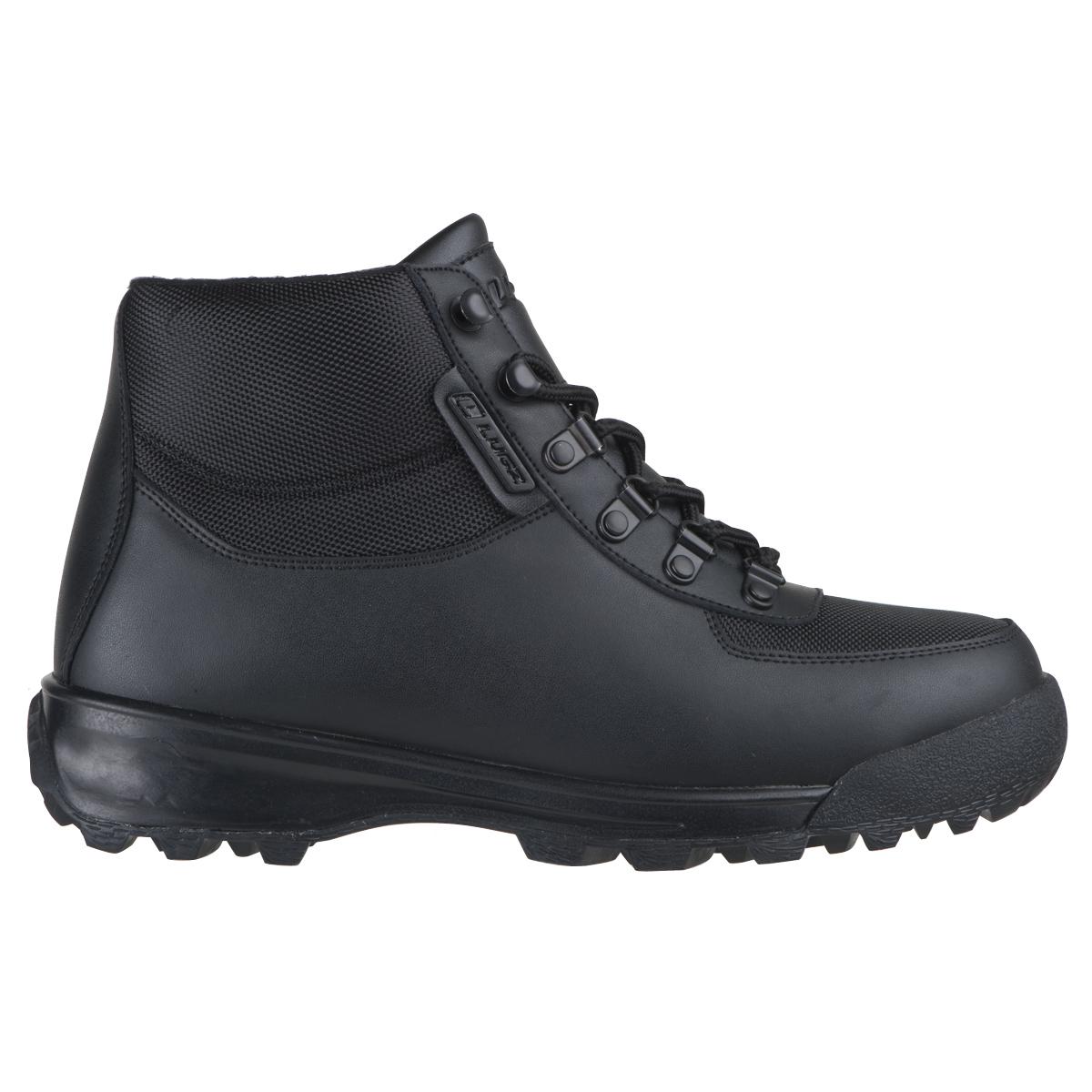 tambee lugz ratchet mens boot black