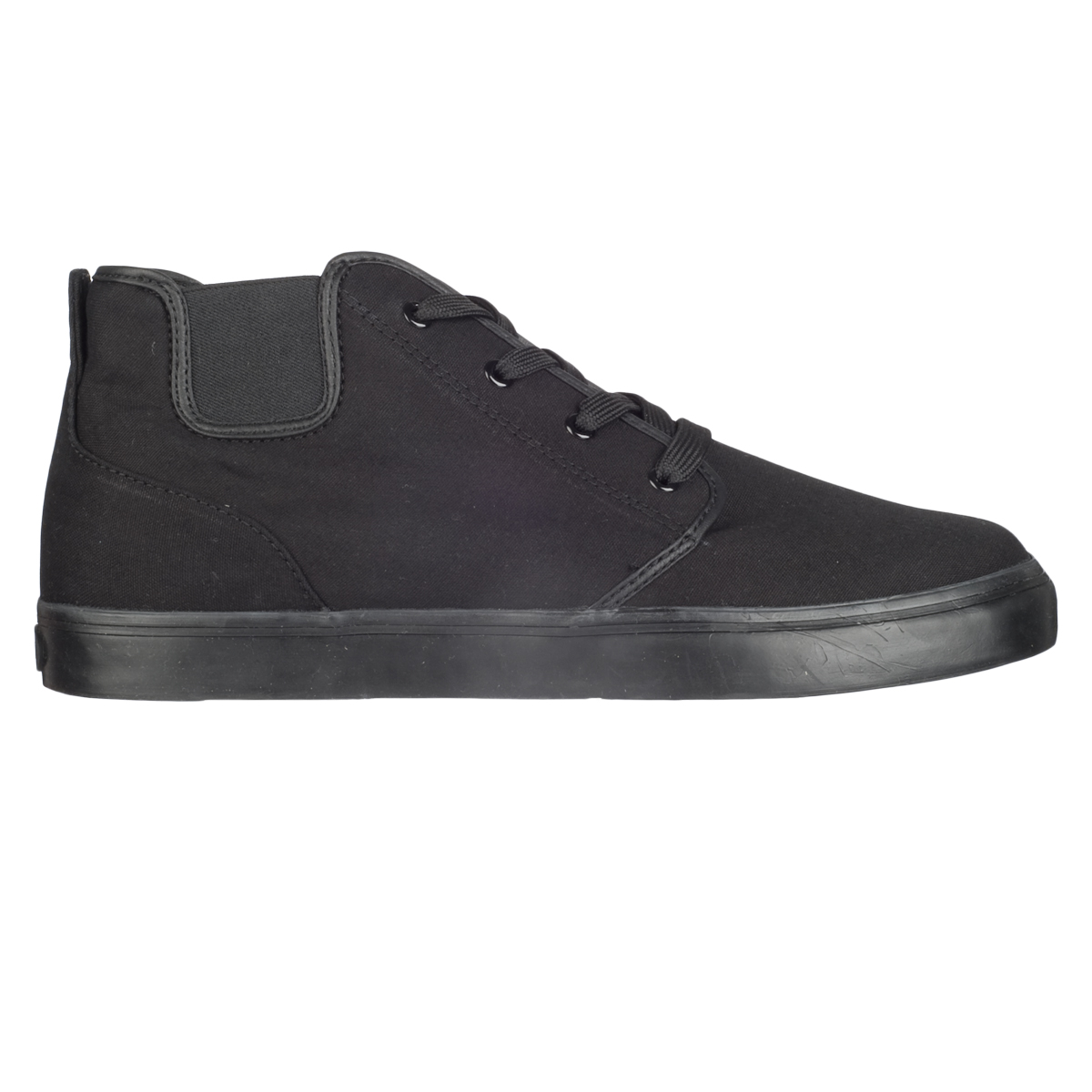 lugz roller mens shoe black stylish footwear