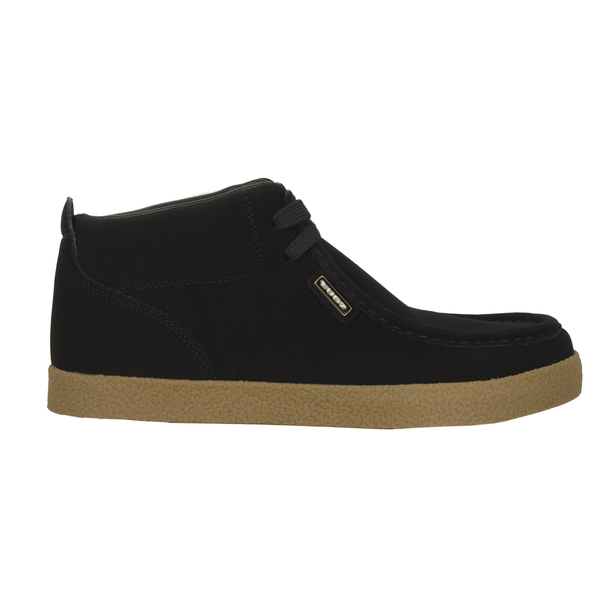 Lugz Strider Crepe Mens Shoe Black/Gum